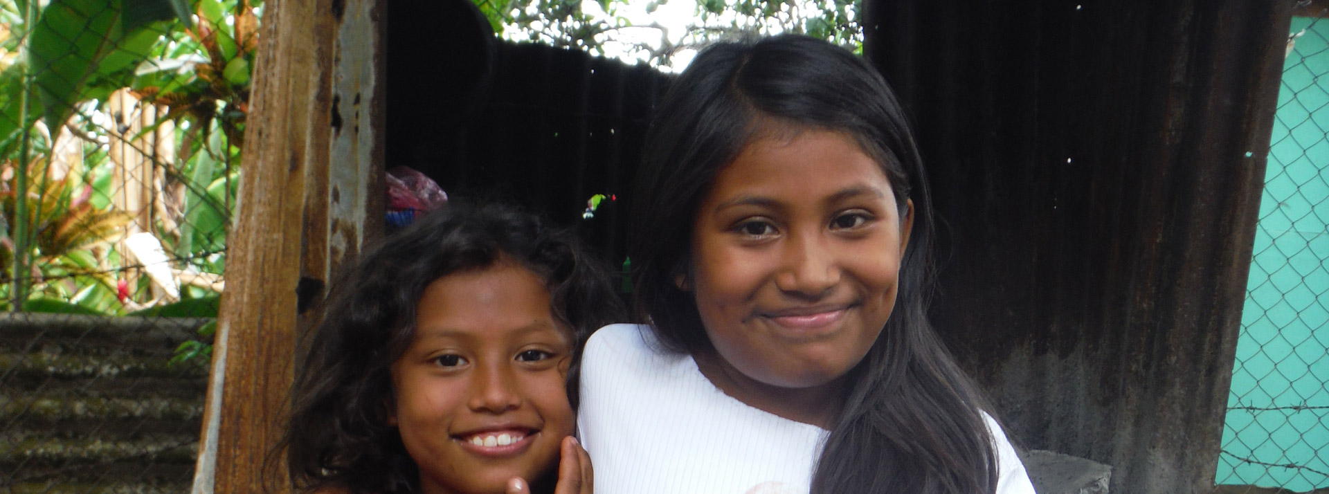 We exist to respond to the needs of disadvantaged children in Central America